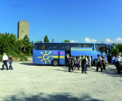 La zona próxima a la Fortaleza albergará aparcamientos para residentes y turistas.